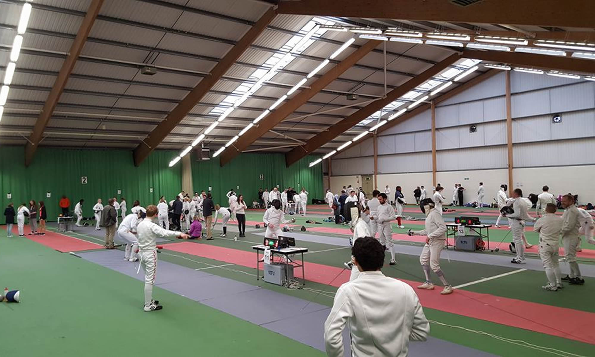 West Midlands Region Fencing